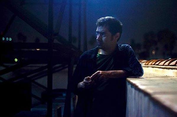 شهاب حسینی در نمایی از فیلم «آن شب» ساخته کوروش آهاری