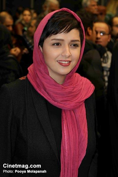 ترانه علیدوستی در هفتمین جشن انجمن منتقدان و نویسندگان سینمایی