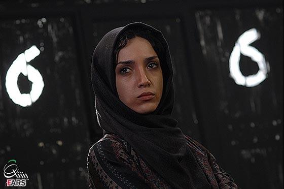 خاطره اسدی در نمایی از فیلم