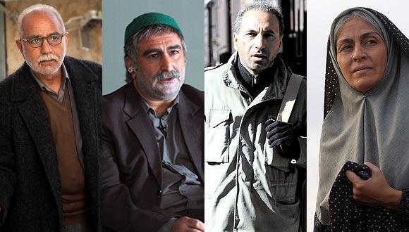 مریلا زارعی (شیار 143)، حمید فرخ نژاد (پوسته)، مهران احمدی (شیار 143) و پرویز پرستویی (میهمان داریم)