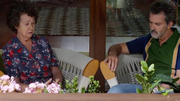 نمایی از فیلم «درد و شکوه» ساخته پدرو آلمودوار