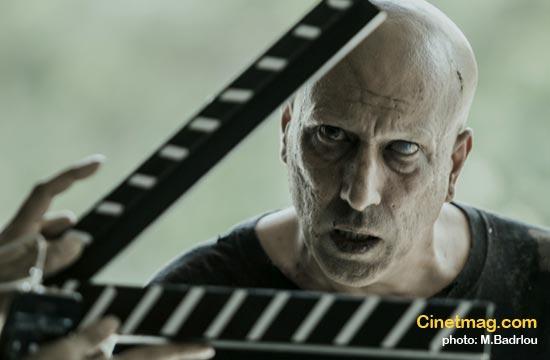 سیامک صفری در نمایی از فیلم