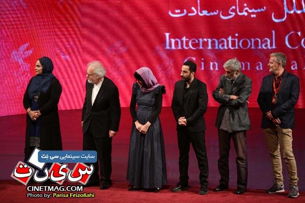 مراسم اختتامیه سی و هفتمین جشنواره جهانی فیلم فجر / عکس: پریسا فیض الهی
