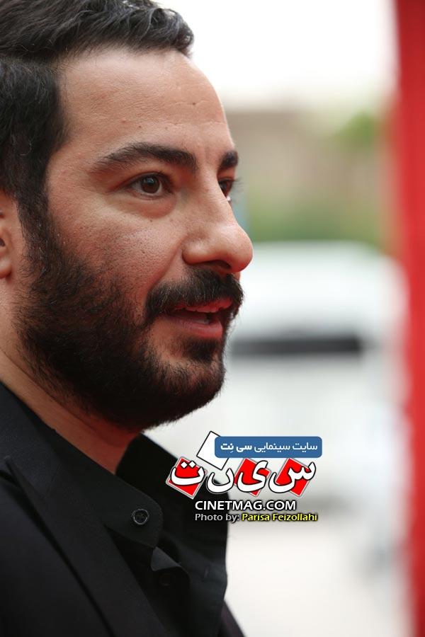 نوید محمدزاده - سی و هفتمین جشنواره جهانی فیلم فجر / عکس: پریسا فیض الهی
