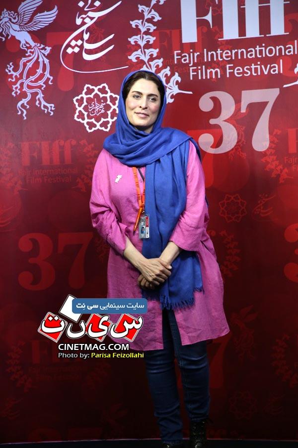 بهناز جعفری - سی و هفتمین جشنواره جهانی فیلم فجر / عکس: پریسا فیض الهی
