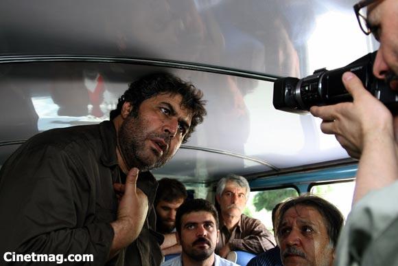فرهاد اصلانی در نمایی از فیلم