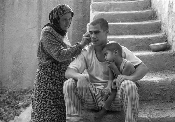 نمایی از فیلم «غلامرضا تختی» ساخته بهرام توکلی