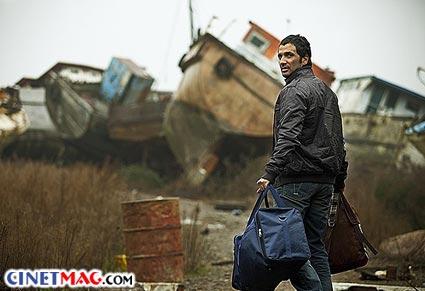 محمدرضا فروتن در نمایی از فیلم