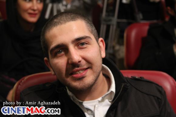 محمدرضا غفاری در نشست خبری فیلم