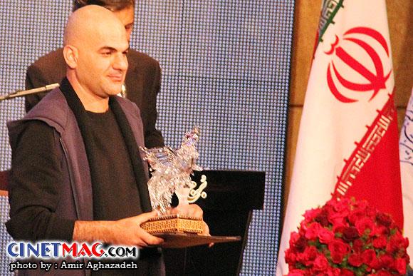 فرشاد محمدی (برنده سیمرغ بلورین بهترین دستاورد هنری برای فیلمبرداری فیلم