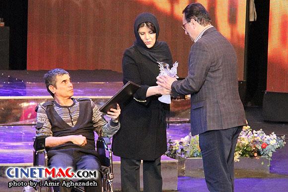 مراسم اختتامیه سی و یکمین جشنواره فیلم فجر - سالن همایش های برج میلاد - 22 بهمن 91
