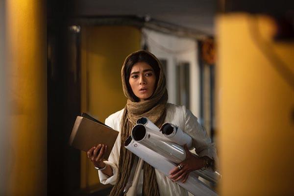نمایی از فیلم «جنایت بی دقت» ساخته شهرام مکری