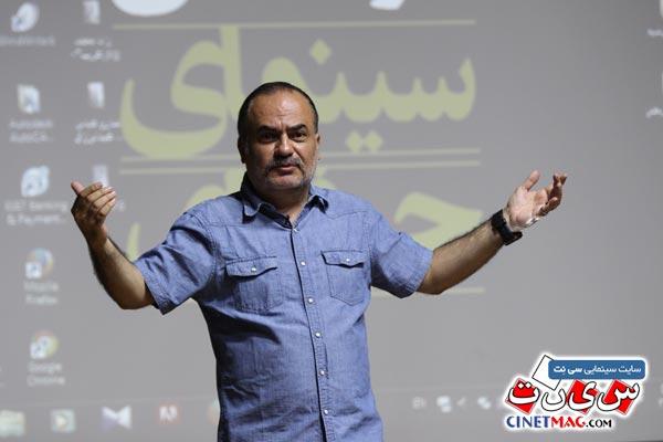 دومین روز کارگاه های سینمای حرفه ای با حضور کیوان علیمحمدی - شهر سنقر، کرمانشاه