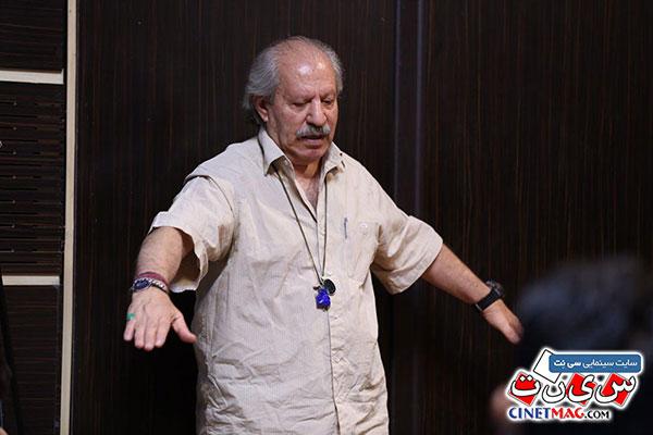 برگزاری کارگاه های حرفه ای سینما با حضور حسن زاهدی (صدابردار)
