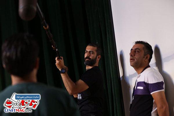 برگزاری کارگاه های حرفه ای سینما با حضور مهدی ابراهیم زاده (صدابردار)