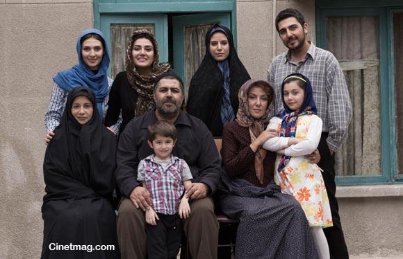 محمدرضا غفاری، پانته آ بهرام، ستاره پسیانی، فرهاد اصلانی، باران کوثری و فرشته صدر عرفایی در پشت صحنه فیلم