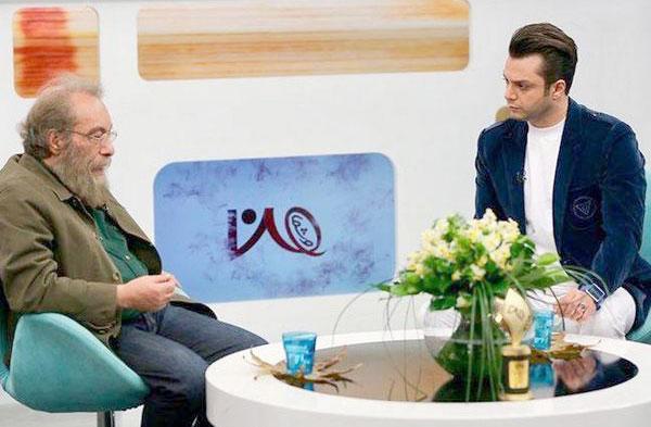 مسعود فراستی در برنامه «من و شما»