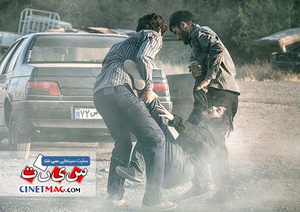 نمایی از فیلم «مردن در آب مطهر» ساخته نوید محمودی