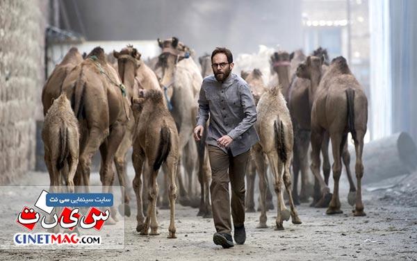 بابک حمیدیان در نمایی از فیلم «روز بلوا» ساخته بهروز شعیبی