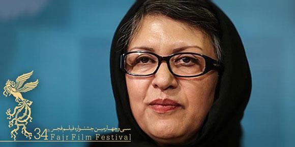 بزرگداشت رویا تیموریان در جشنواره فیلم فجر