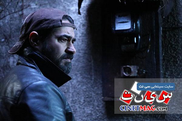 شهاب حسینی در نمایی از فیلم «شین» ساخته میثم کزازی