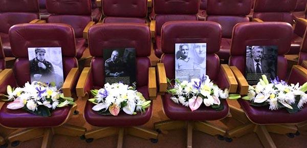 گرامیداشت یاد دو منتقد و دو خبرنگار فقید در سی و پنجمین جشنواره فیلم فجر