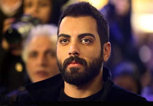 بهادر زمانی در نقش حضرت عباس (ع) در فیلم