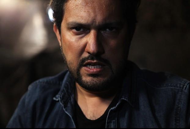حامد بهداد در نمایی از فیلم