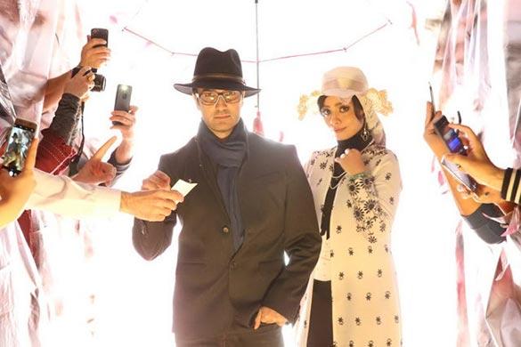 محمدرضا فروتن در نمایی از فیلم سینمایی