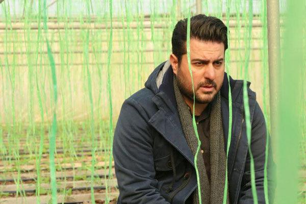 محسن کیایی در نمایی از فیلم سینمایی