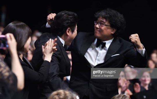 بونگ جون-هو از کره جنوبی برنده نخل طلای جشنواره کن 2019 برای فیلم «پارازیت»