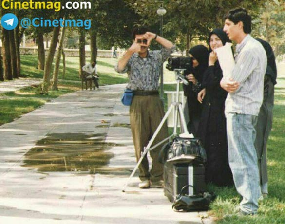 اصغر فرهادی در دهه 60 در کلاس های فیلمسازی انجمن سینمای جوان شهر اصفهان
