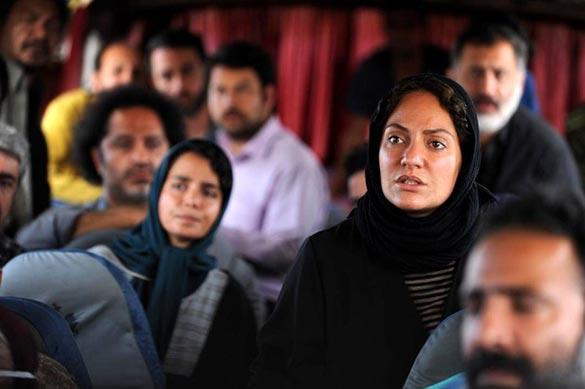 مهناز افشار در نمایی از فیلم سینمایی