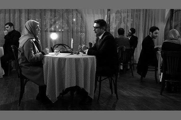 مهناز افشار و حمیدرضا پگاه در نمایی از فیلم سینمایی «گیلدا» ساخته کیوان علی محمدی و امید بنکدار