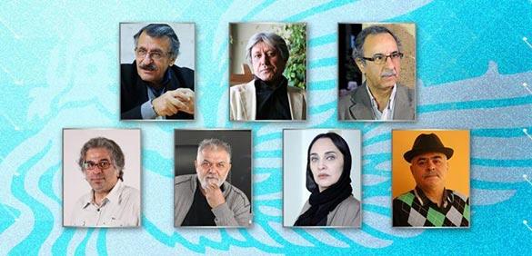 هیات داوران جشنواره 35