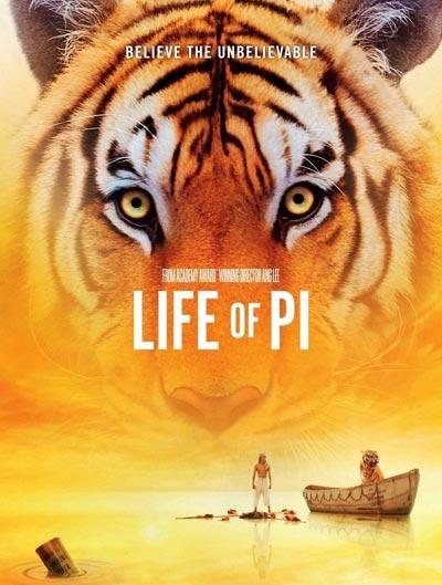 زندگی پی - Life of Pi