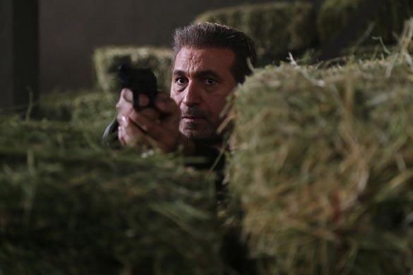 حمید فرخ نژاد در نمایی از فیلم سینمایی