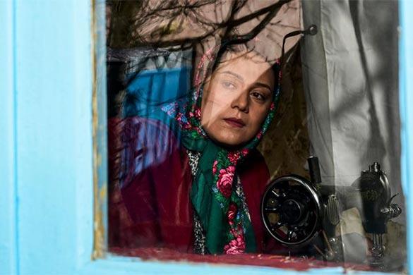 شبنم مقدمی در نمایی از فیلم سینمایی