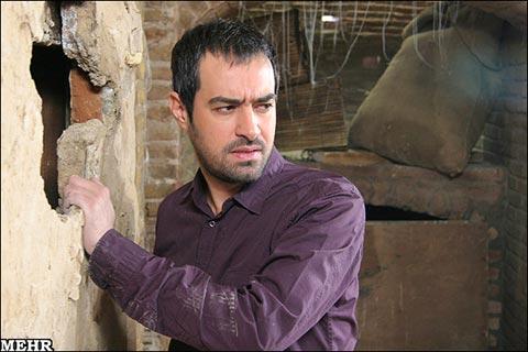 شهاب حسینی در نمایی از فیلم «خانه پدری»