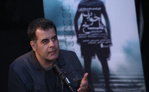 محسن امیریوسفی در نشست فیلم سینمایی