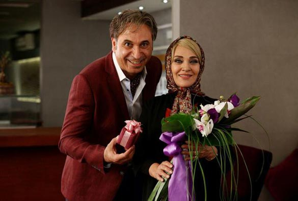 حمید فرخ نژاد و رویا نونهالی در فیلم سینمایی