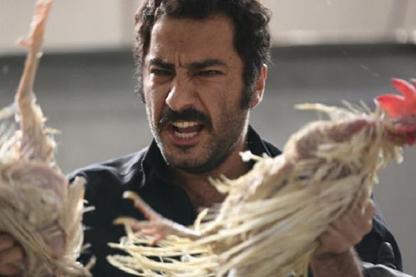 نوید محمدزاده در نمایی از فیلم سینمایی
