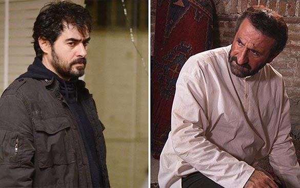 مهران رجبی در «خانه پدری» - شهاب حسینی در «فروشنده»
