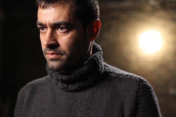 شهاب حسینی در نمایی از