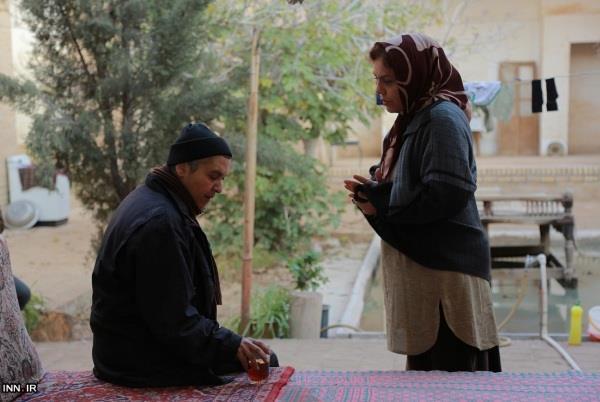 افسانه چهره آزاد و رویا تیموریان در نمایی از فیلم