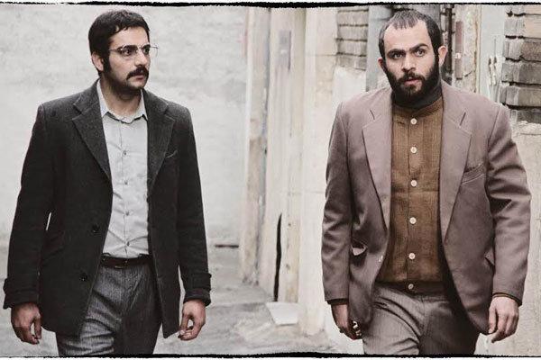 حامد کمیلی و بابک حمیدیان در نمایی از فیلم سینمایی