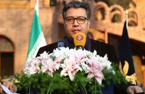 محمد حیدری/دبیر سی و پنجمین جشنواره فیلم فجر