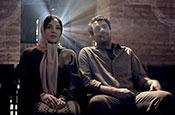 حامد کمیلی و آناهیتا درگاهی در نمایی از فیلم «سینما شهر قصه»