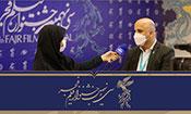 مسعود نجفی - مدیرروابط عمومی سی و نهمین جشنواره فیلم فجر