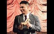 جایزه اسب برنزی جشنواره استکهلم برای پیمان معادی